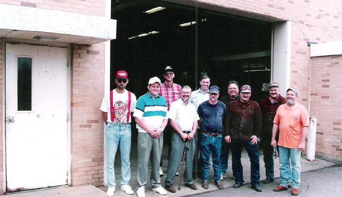 WVUP Welder Workshop