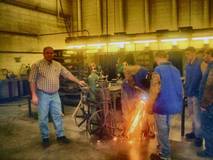 Welding Technical Training Center