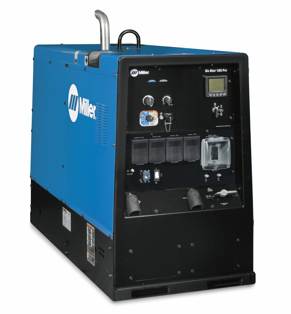 Welding Machine Designed For High Output Welding Gouging
