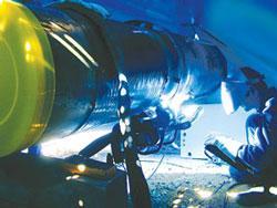 Underground pipeline operation