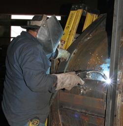 Photo of welder