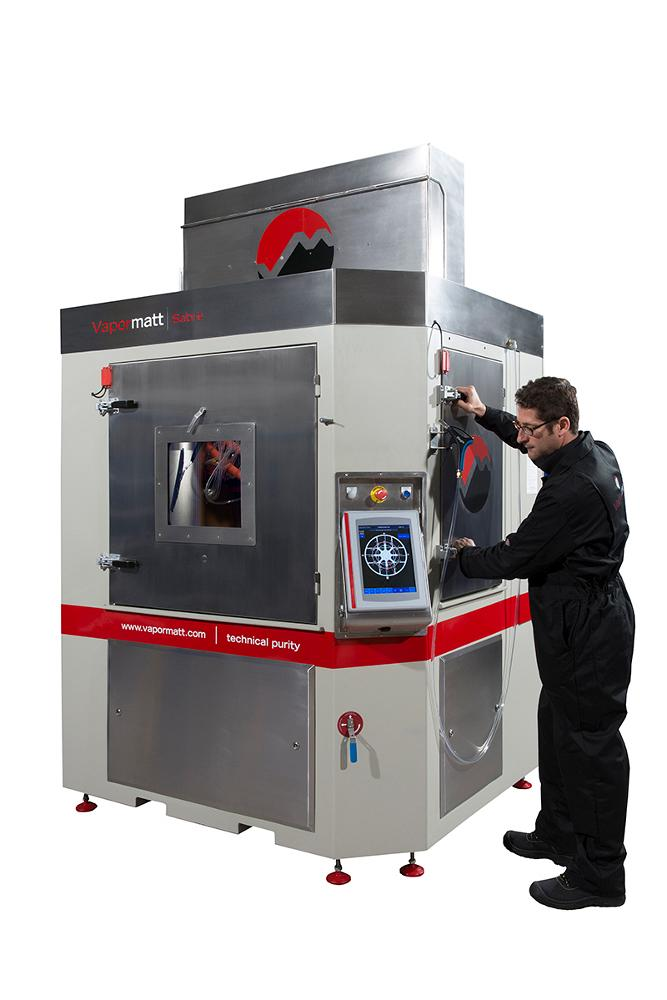 Wet Blasting Machine Delivers Edge Radii Within 177 5 Micron