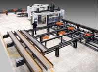 Where is structural steel material handling moving? - TheFabricator.com