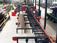 Where is structural steel material handling moving? - The ...