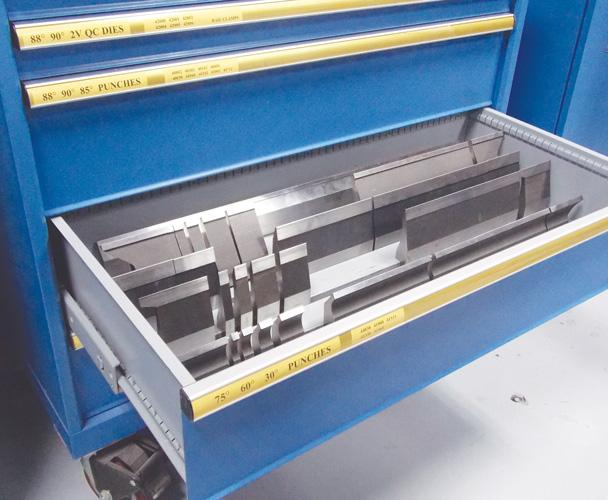 Where Is Your Press Brake Tooling