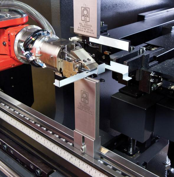 Why Automate Your Press Brakes The Fabricator