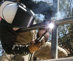 Wire welding in the structural steel world - TheFabricator