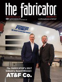 The FABRICATOR Cover