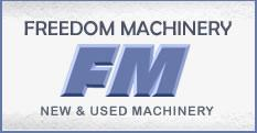 Freedom Machinery Co. Inc. Showroom