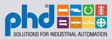 PHD Inc. logo