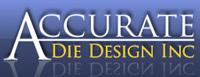 Logopress3/Accurate Die Design Inc. logo