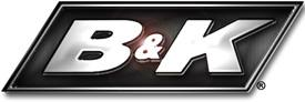 B & K - A Member of the Formtek Group logo