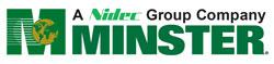 The Nidec Minster Corporation logo