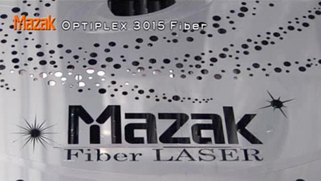 Mazak Optiplex Fiber Laser Cutting System The Fabricator