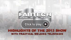 pwtv:FabTech 2013的亮点